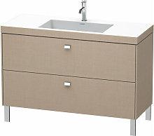 Lavabo para muebles Brioso c-bonded con base de
