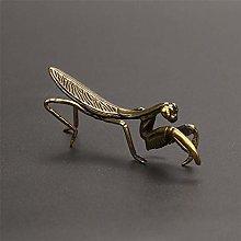 LBSST Mantis de Cobre, Adorno en Miniatura, té,