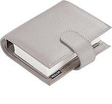 Ldd Cuaderno de tamaño A7 de Floppy con Anillos