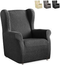 Le Roi Du Relax - Funda de sofá de tela elástica