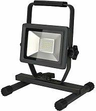 LED Foco con asa, 20W, 1600lúmenes, IP65,