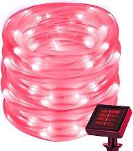 LED Guirnaldas Luces Exterior, cuzile Solar