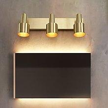 LED Lámpara de espejo Armario Baño 49CM luz