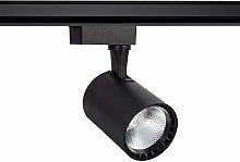 LEDKIA LIGHTING Foco LED Bron Negro 20W para