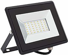 LEDKIA LIGHTING Foco Proyector LED 30W 110lm/W