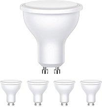 ledscom.de Foco LED GU10 6.8W =40W 460lm 100°