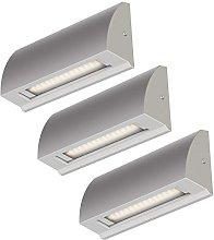 ledscom.de Foco LED SEGIN Luz de escalera para