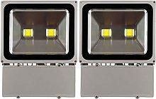 Leetop 2X 100W Foco LED Proyector de Luz Lámpara