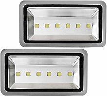 Leetop 2X 300W Foco LED Proyector de Luz Lámpara