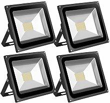 Leetop 4x80W SMD LED Foco Proyector Focos LED