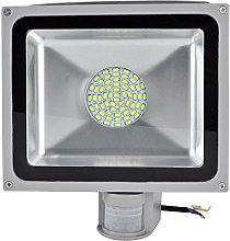 Leetop 50W Blanco Frío LED Foco Proyector Luz,