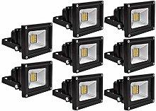 Leetop 8x20W SMD LED Foco Proyector Focos LED