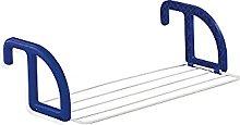 Leifheit 6644-Tendedero de balcón 25, Varillas
