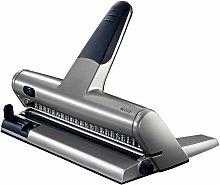 Leitz Perforadora resistente 5115 plateada