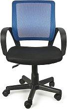 Leomark - Silla de escritorio infantil - IVO - Azul