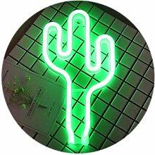 Letrero de neón LED Lámpara de pared de flamenco