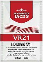 Levadura para vino - Mangrove Jack's VR21 |