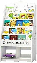 Librería de Piso Infantil para Niños,