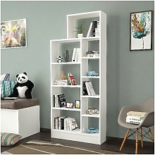 Libreria Zerre - Estanteria para Libros, Mueble de
