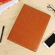 Libreta de imitación de los efectos de escritorio