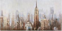 Lienzo pintura de Nueva York 200x100