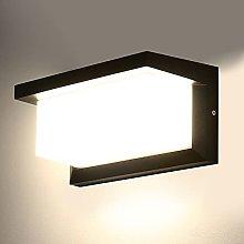 Lightess 18W Apliques de Pared Exterior Lámpara