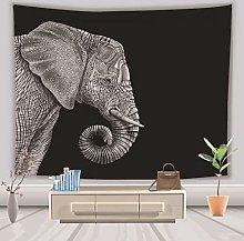 Lihan Tapicería Diseñador Indian Elefante Hippie