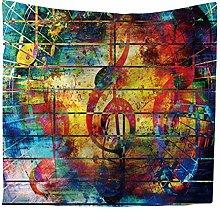 Lihan Tapicería Indian Elefante Hippie Mandala de
