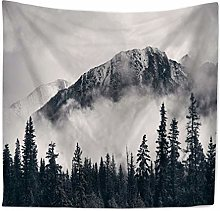 Lihan Tapicería Tapiz Series forestales montaña