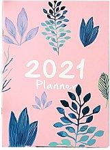 lijun Agenda 2021 Planificador Organizador