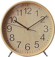 LILAODA Registro 10 Pulgadas de Mesa Reloj Reloj