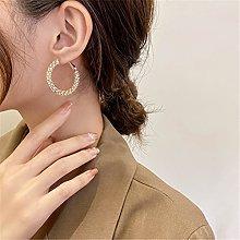 LILOVE Fashion Rhinestone Earring, Glitter Bling