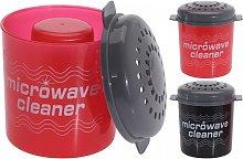 Limpiador De Microondas