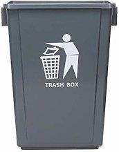 LIN-rlp La basura de plástico puede, al aire