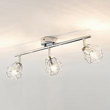 Lindby Giada foco de techo LED, 3 luces