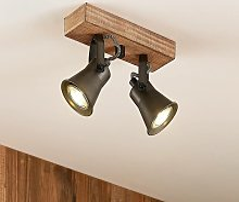 Lindby Grandesa foco de techo, 2 luces