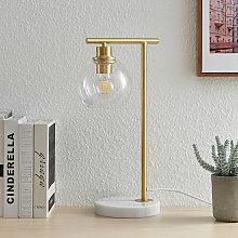Lindby Kimya lámpara de mesa