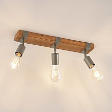 Lindby Quitana foco de techo 3 luces