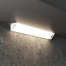 Lindby Sherina lámpara bajo mueble cocina LED 48cm
