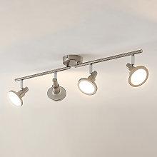 Lindby Unnur foco LED, 4 luces