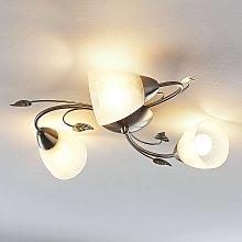 Lindby Yannie lámpara LED de techo, 3 luces