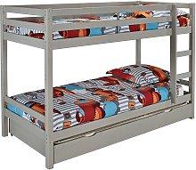 Litera ANICET - 2x90x200cm y cajón tipo cama nido
