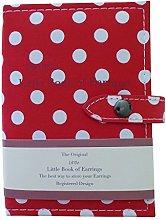 Little Little Book Of Earrings - Organizador de