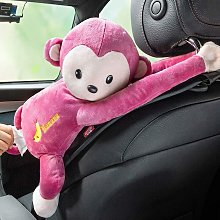 LITZEE Creative Monkey Tissue Box - Soporte para