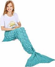 LITZEE - Manta de cola de sirena para vestir, All