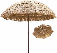 LIUU 3m Hawaii Sombrilla De Jardín,Parasol