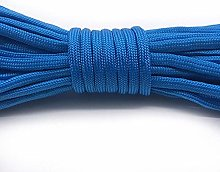 LLAAIT 100FT Dia.4mm 7 Stand Núcleos Paracord