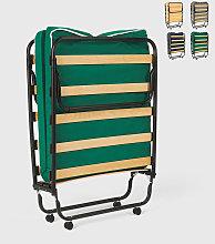 Llb Living Life Bed - Cama plegable con ruedas,