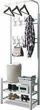 LM-Coat rack XINGLL Percheros Pie Perchero,