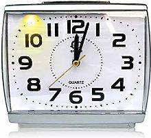 Lmbqye Reloj Despertador Analógico, Reloj